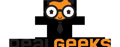 Real Geeks websites