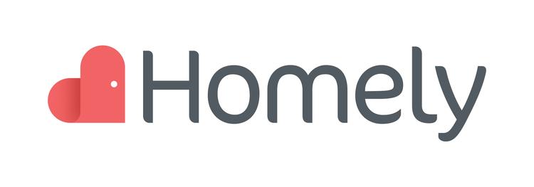 Homely+Grey-logo