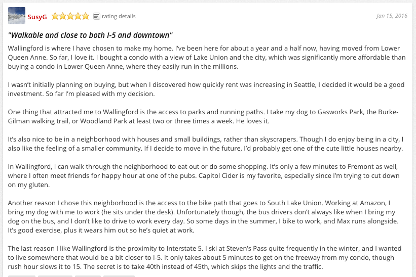 wallingford review