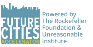 Future Cities accelerator logo