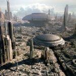 City-Scape-Star-Wars