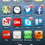 """What Apps Are Fortunate Enough to be on Your """"Home"""" Screen?"""