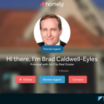 Homely's Launch of Premier Agent in Australia