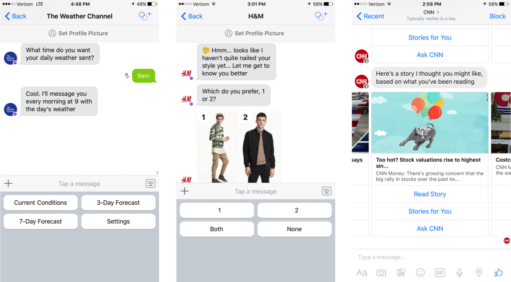 Bots replace your drip campaigns with timely, relevant messages